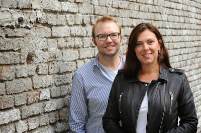 DaWanda Gründer Claudia Helming und Michael Pütz