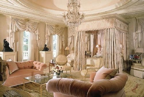 princess bedroom furniture - French Style Bedrooms Ideas