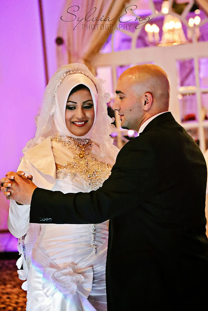 Roma's Hospitality Centre - Wedding Reception in Mississauga Musilm Bride