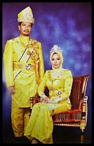 KDYMM Sultan Terengganu dan KDYMM Sultanah