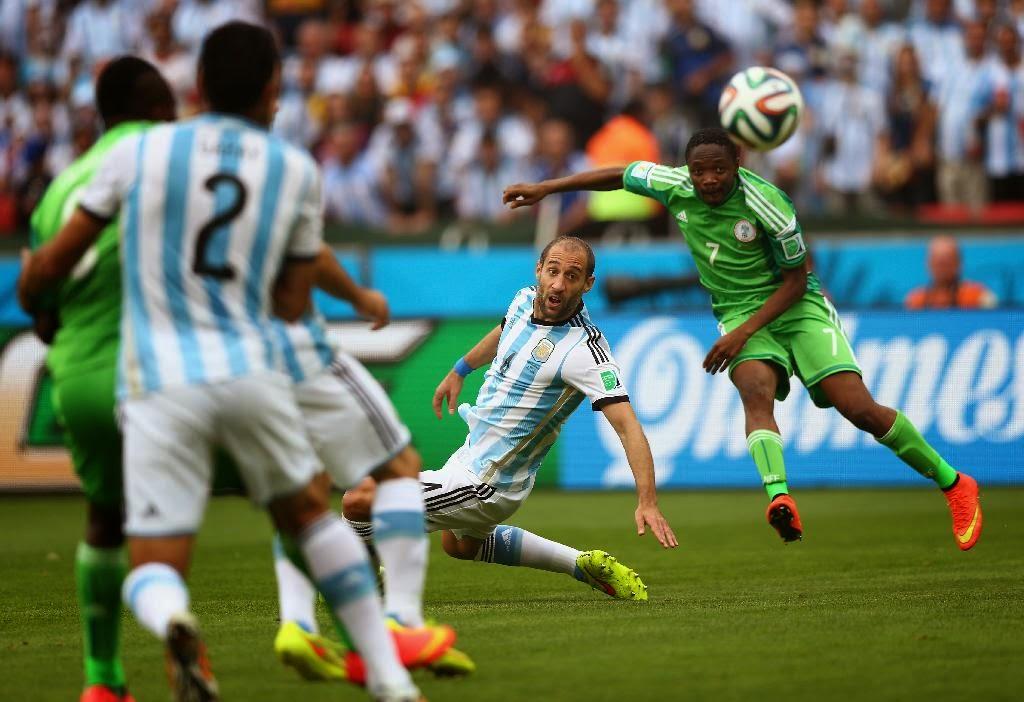 Kalah 2-3 dari Argentina, Nigeria Tetap Lolos Ke Babak 16 Besar