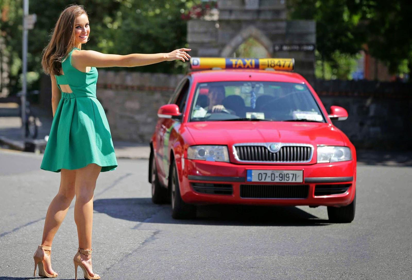 Irish Car Travel Magazine Skoda Is Taxi Driver S Choice