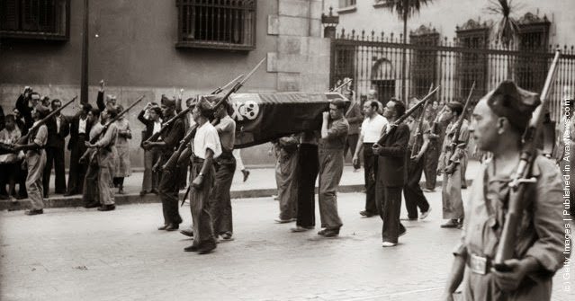 spanish civil war the white terror It is the best english-language coverage of the subject of violence against noncombatants during the spanish civil war the book is replete with documented incidents when nationalists took over an area there were immediate and ongoing purges and arrests.