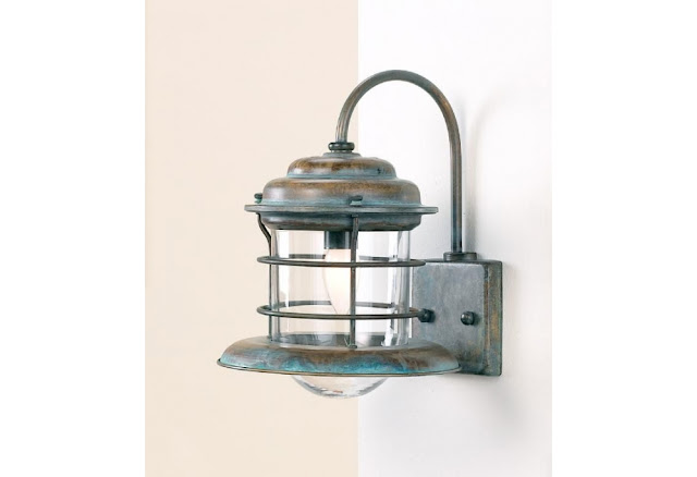 One Light Wall Sconce from the Caravela Collection
