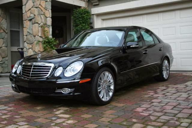 Cho thuê xe Mercedes E240 đời mới nhất - DUC VINH TRANSPORT