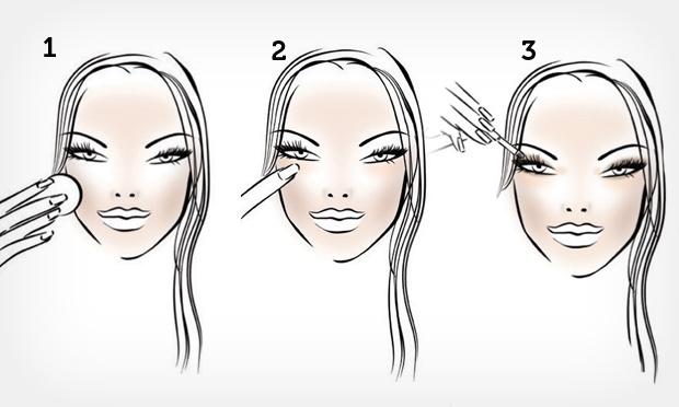 Passo a passo - Tutorial de maquiagem: pele perfeita e iluminada