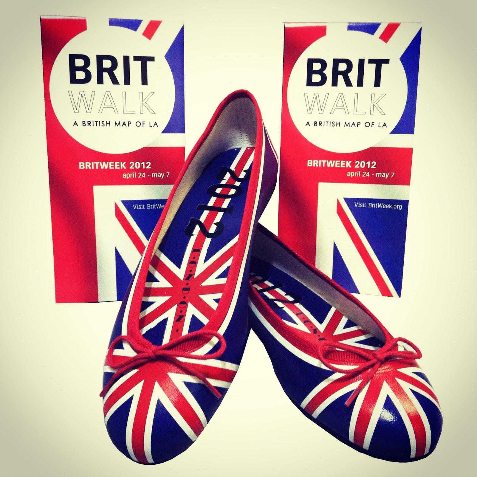 London Sole Celebrate Brit Week With London Sole