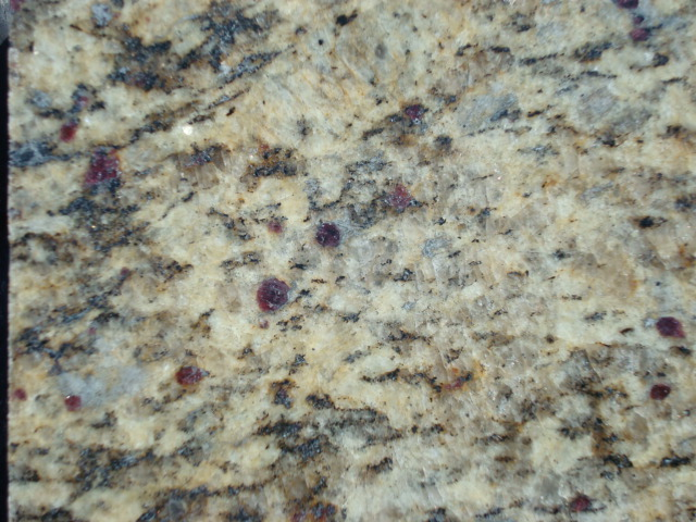 Granite slabs colors for Granito santa cecilia