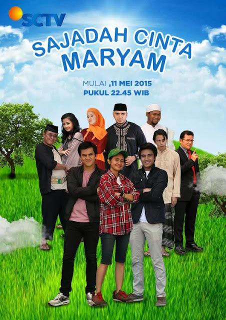 Biodata Pemain dan Sinopsis Sinetron Sajadah Cinta Maryam SCTV