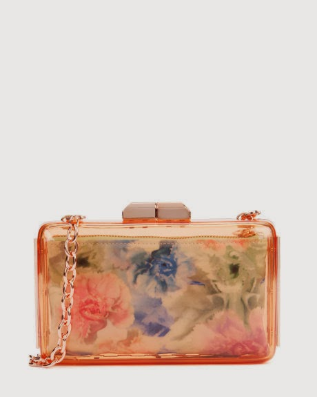 Floral Ted Baker Bag