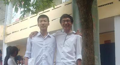 Trần Xuân Bách - Thủ khoa 30 điểm thứ hai năm 2012