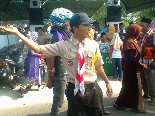 Pandu Muda Indonesia | Kak Toif Maliki