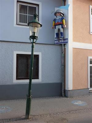Click de Playmobil gigante (Schladming - Austria)