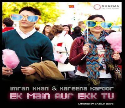 Ek Main Aur Ek Tu 2012 HINDI DVD - RIP XVID