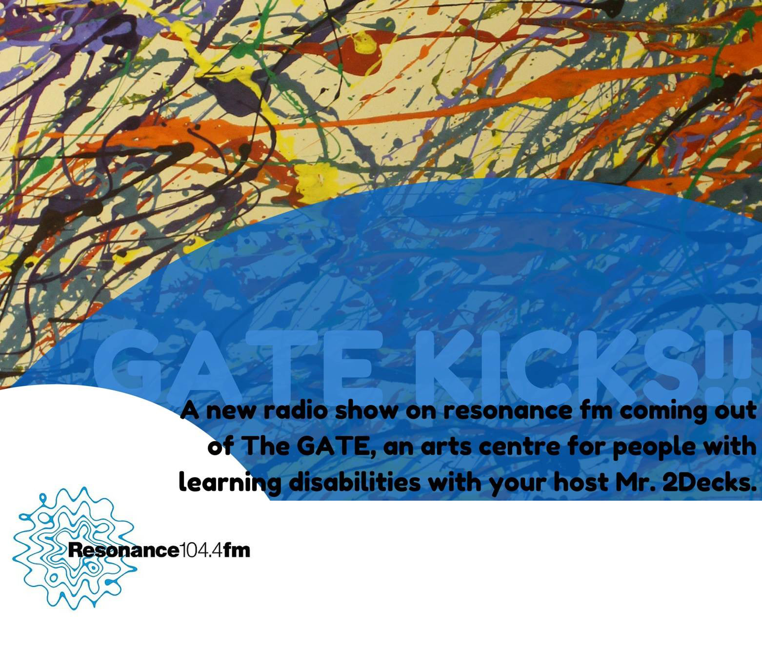 GATE KICKS!! RADIO SHOW