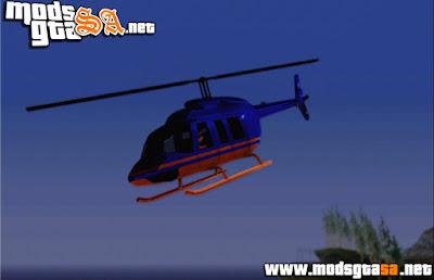 SA - Mod Taxi Aero