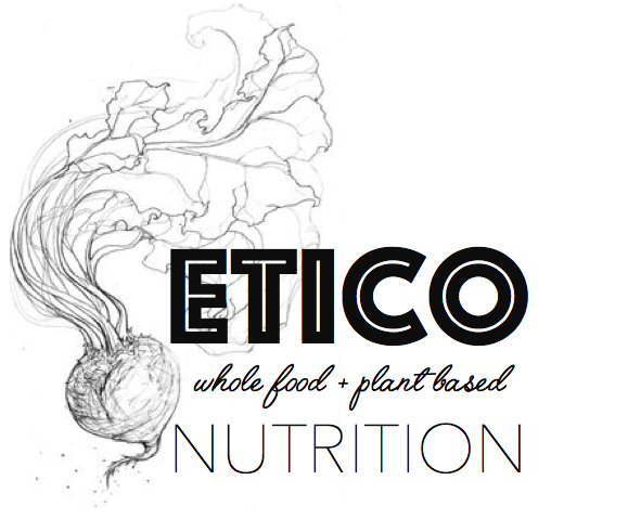 Etico Nutrition - Plant-Based Consulting