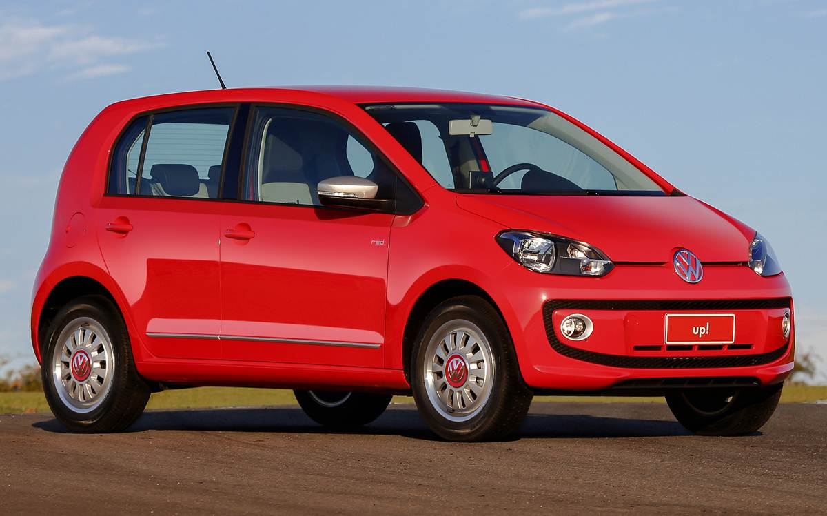 Volkswagen Up! 2015 - versão Red-up!