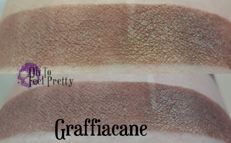 Aromaleigh Graffiacane Swatch