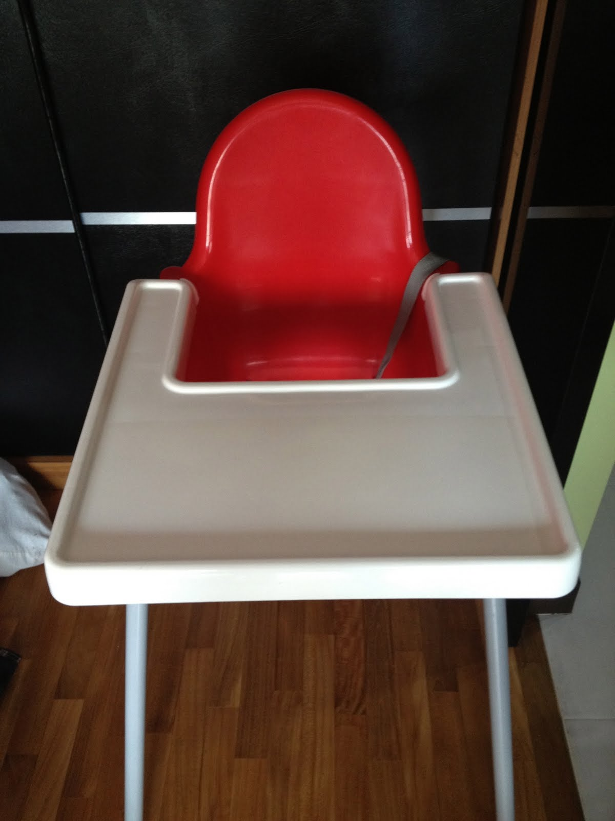 Used ikea baby high chair sold budgety mummies for High baby chair ikea