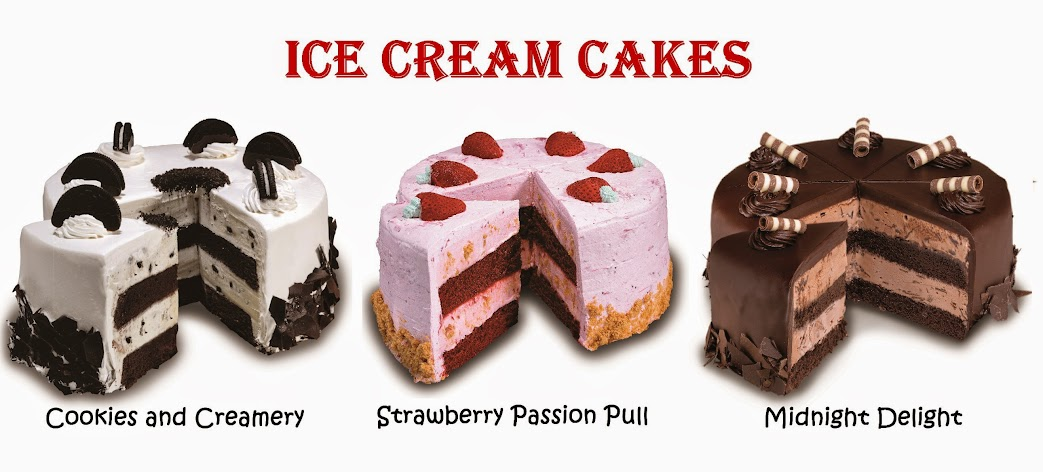 Pictures Of Cold Stone Ice Cream Cakes