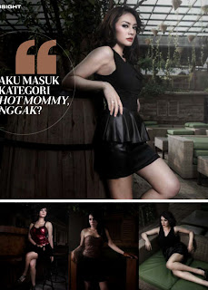 Masayu Anastasia for Male Magazine, April 2013
