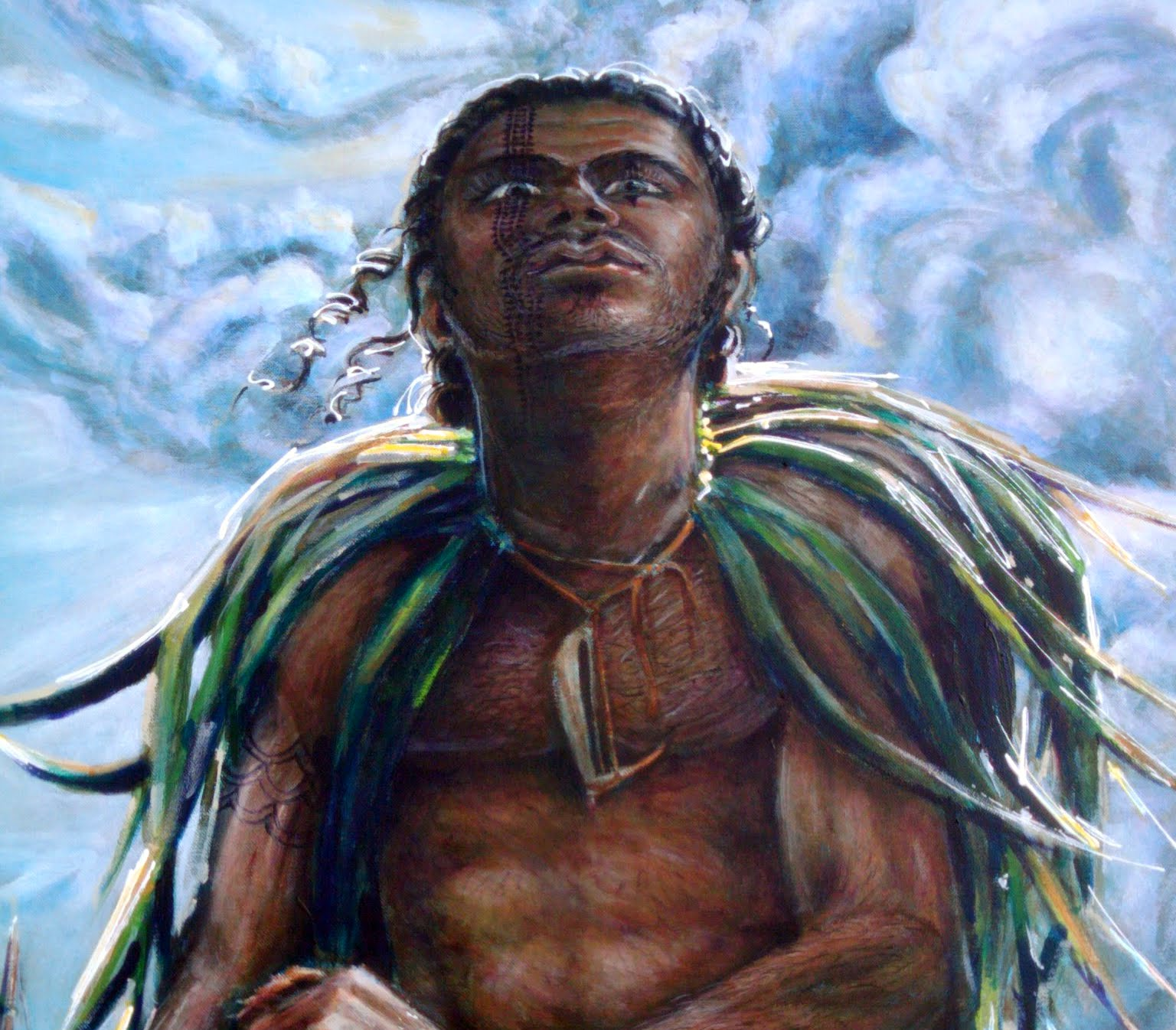 the maori legends of maui Maori legends state that, in the beginning, was te kore or the nothing which  existed  the best of them, notably those about maui, are true myths, disturbingly .