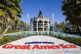 California's Great America Planet Snoopy