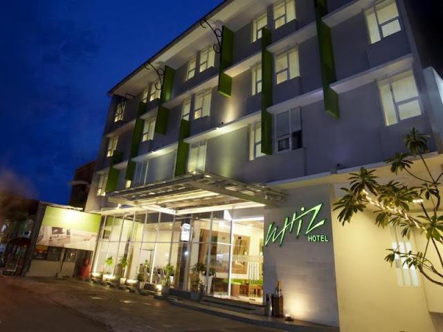 hotel di Malioboro whiz hotel