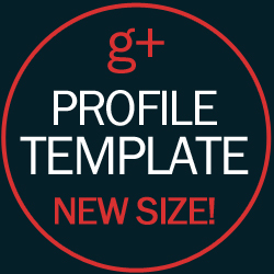 Google Plus Profile Image New Size 250x250 Template Download ...