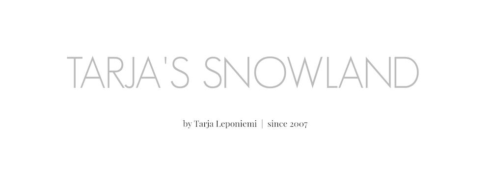 Tarja's Snowland