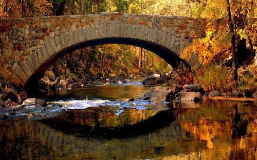 Wallpaper Jembatan Lengkap