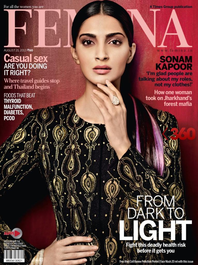 Femina-February 8 2012 Magazine - Get your Digital