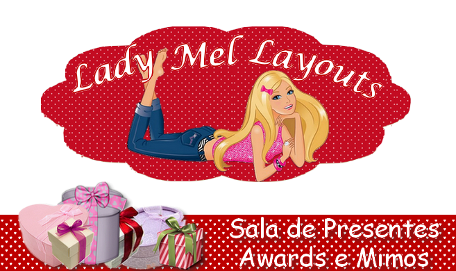 SALA DE PRESENTES LADY MEL LAYOUTS