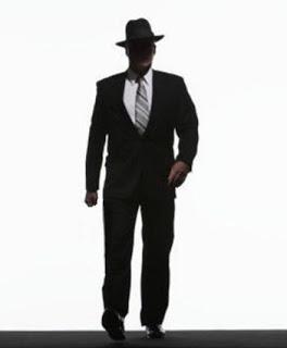 O Homem que Vestia Preto