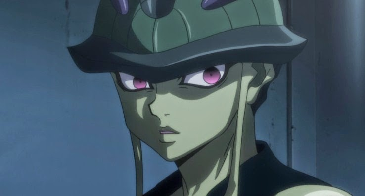 Hunter X Hunter (2011) Episode 132 Subtitle Indonesia