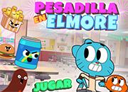 juego Gumball en Pesadilla en Elmore