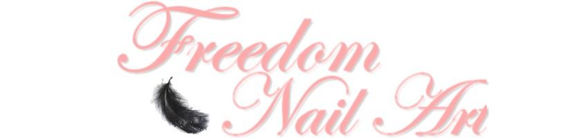 Freedom Nail Art