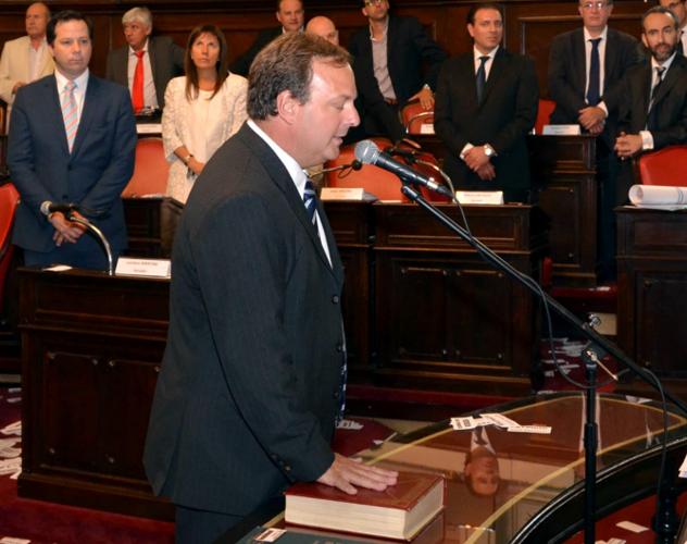 Actividades del senador ALFONSO COLL ARECO