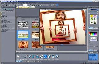 تحميل برنامج التعديل على الصور Photo Brush 6 - 2013 عربي