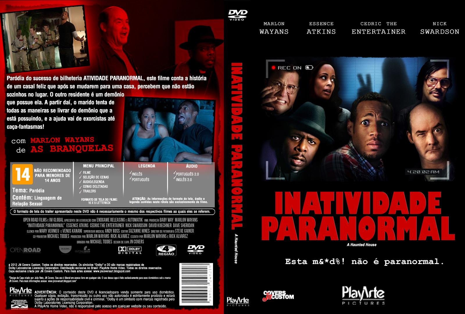 Inatividade Paranormal Elenco Pretty arquivos paranormal - xandao download™