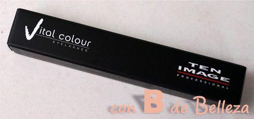 Mascara vital colour