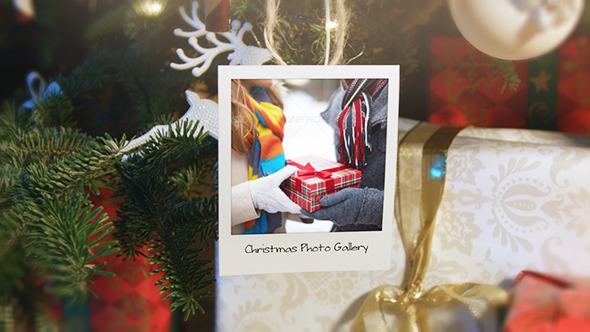 VideoHive Christmas and New Year Photo Gallery