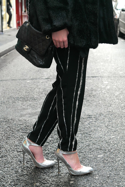 Striped Trousers by What laura did Next