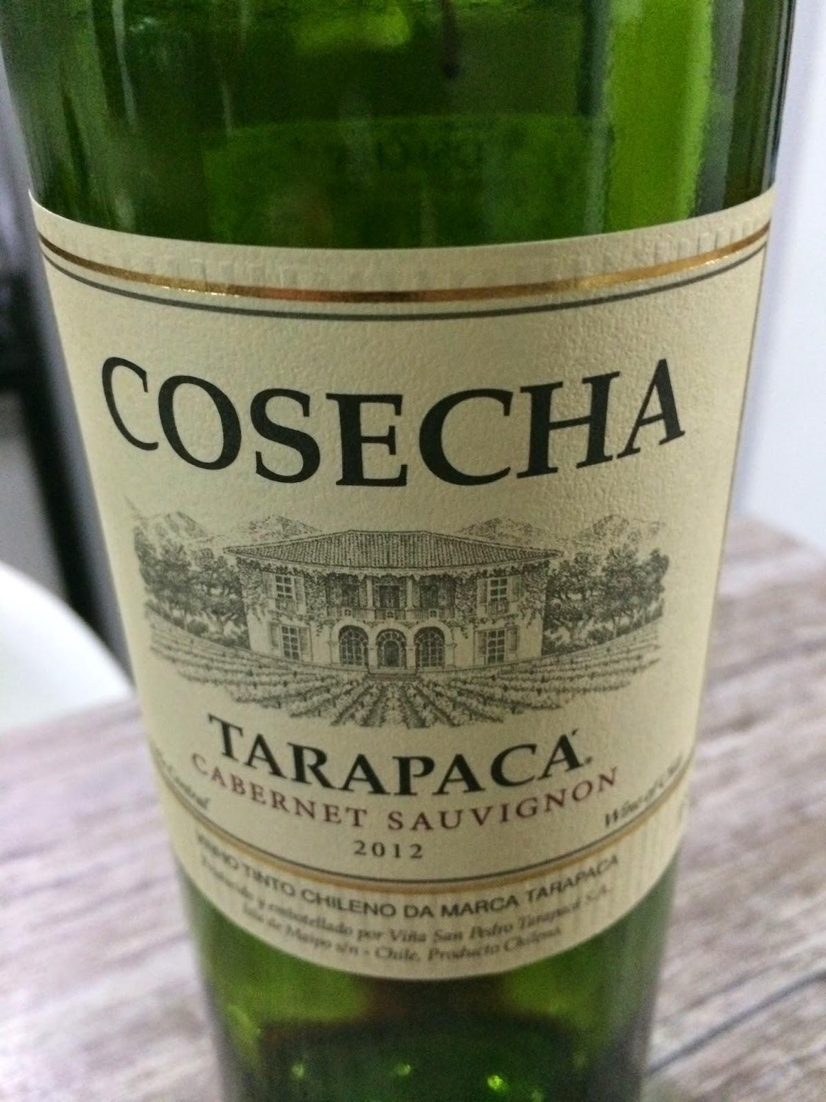 vinho, tinto, Cosecha, Cabernet Sauvignon, Tarapacá, chileno