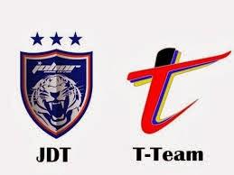 jdt vs t-team