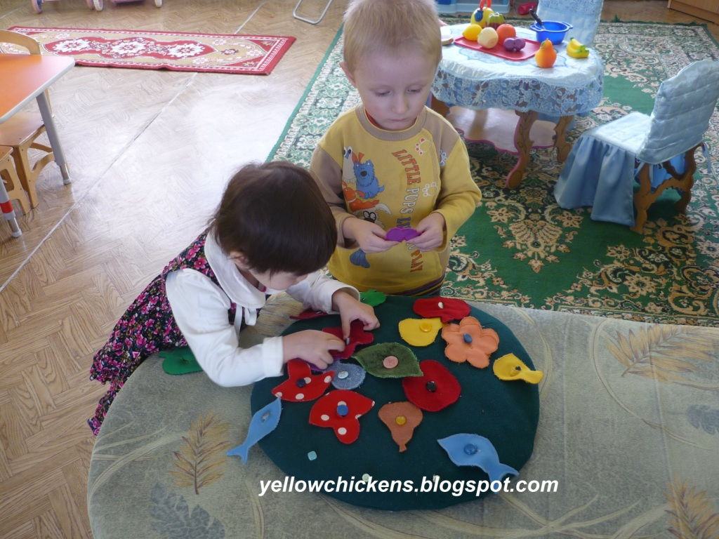 Своими руками для детей в доу