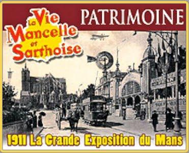 L'Exposition du Mans en 1911