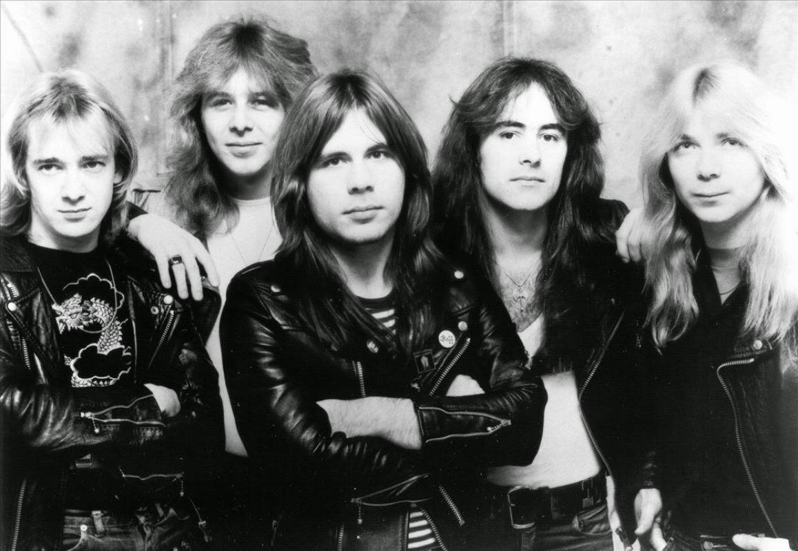 iron maiden - 1982