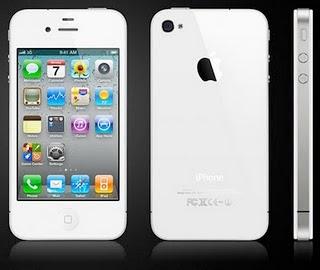 Perbedaan iPhone 4 Putih Dan iPhone 4 Hitam ( Foto )